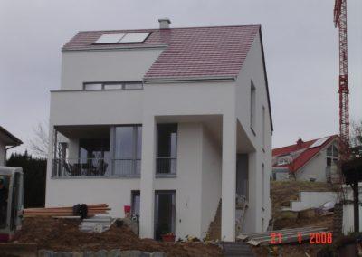 Einfamilienwohnhaus Hirschberg-Leutershausen