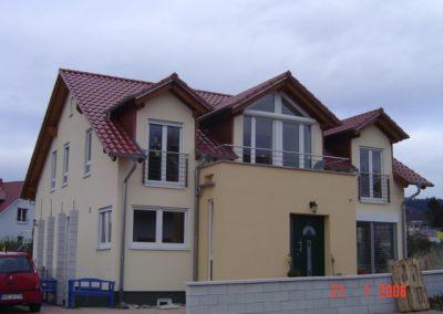 Einfamilienwohnhaus Weinheim