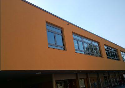 Hans Joachim Gelberg Grundschule Blickrichtung Südwesten