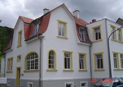 Sanierung Villa in Heidelberg
