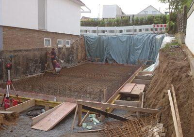 Festlegung Höhenlage eines Anbaus an ein bestehendes Wohnhaus