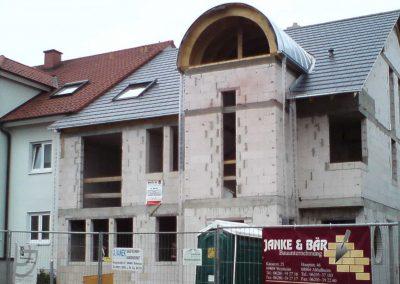 Neubau Einfamilienhaus in Hirschberg-Leutershausen