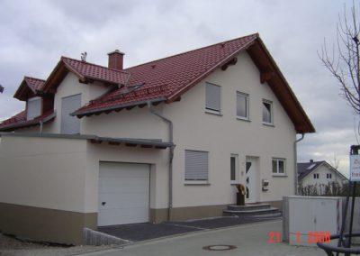 Einfamilienhaus Weinheim